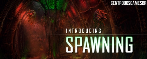 StarCraft 2 spawning centrodosgamesbr